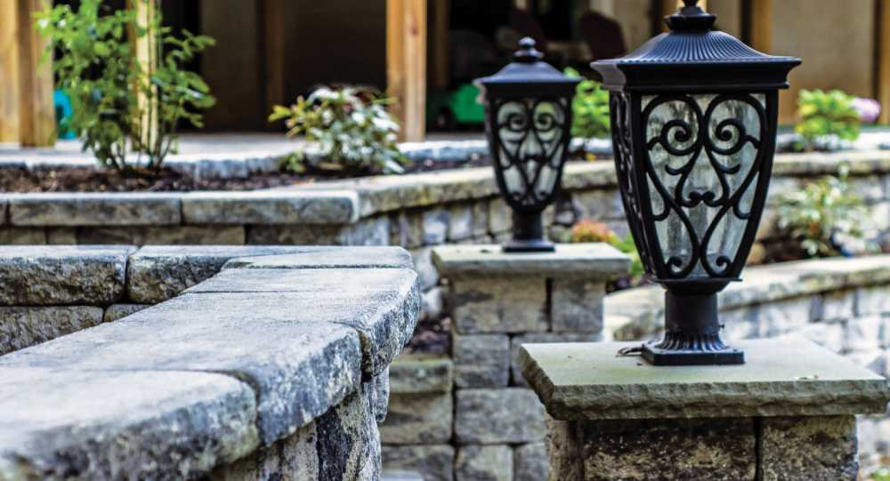 Stoneledge Pillars Lights