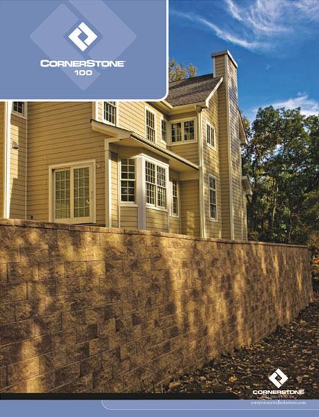 CornerStone 100 landscape design ideas