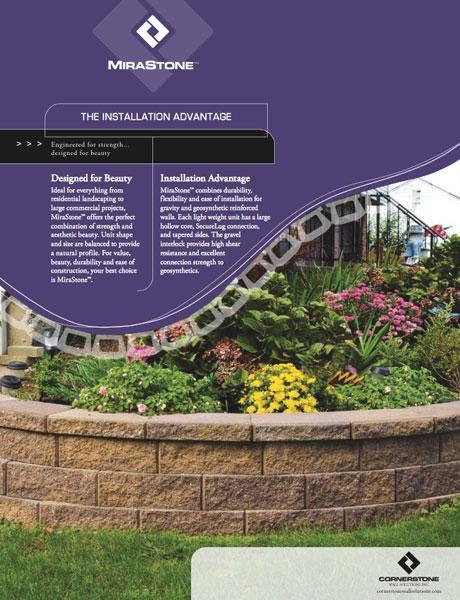 MiraStone Landscaping Design