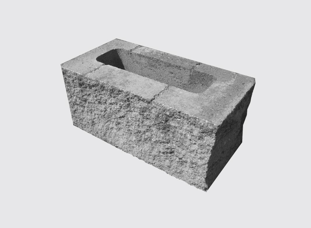 cornerstone 100 retaining wall block
