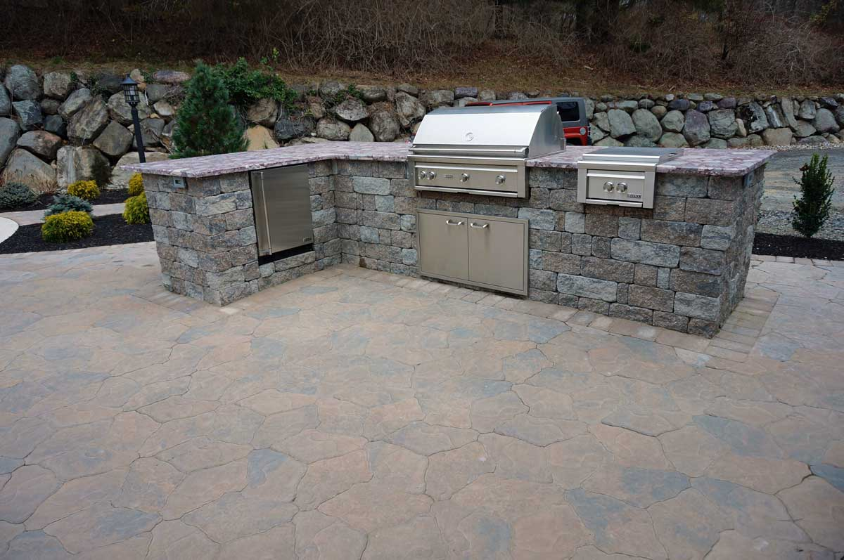 BBQ Stands Design Ideas For Outdoor Kitchens