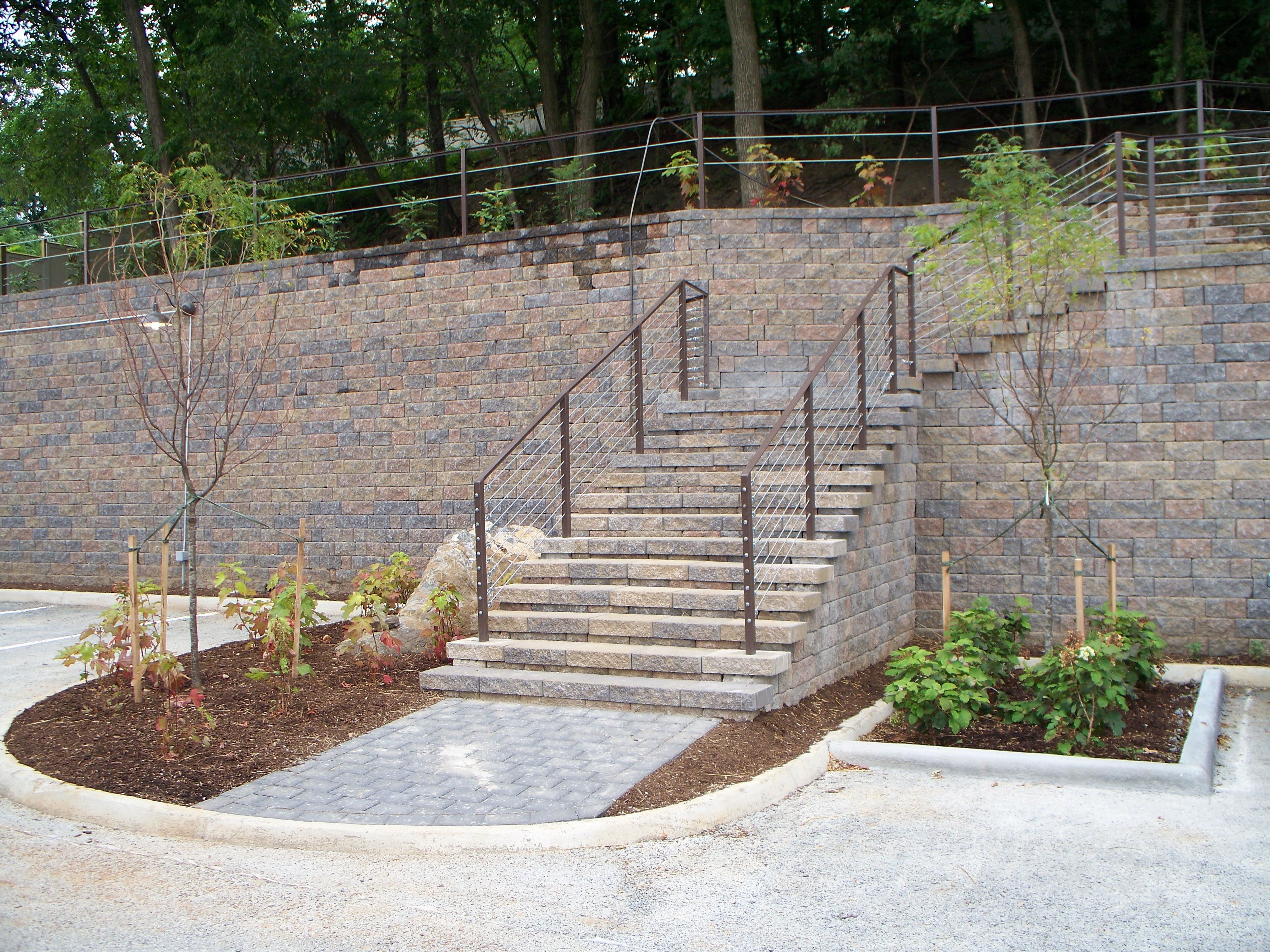 StoneLedge stairs