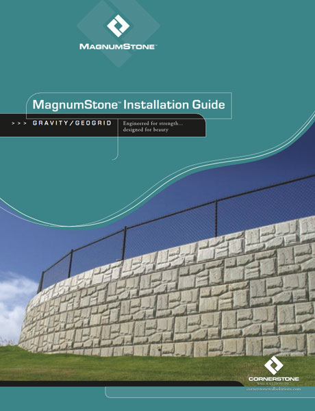 MagnumStone installation manual
