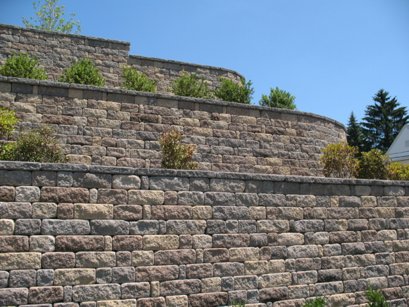 StoneLedge Retaining walls