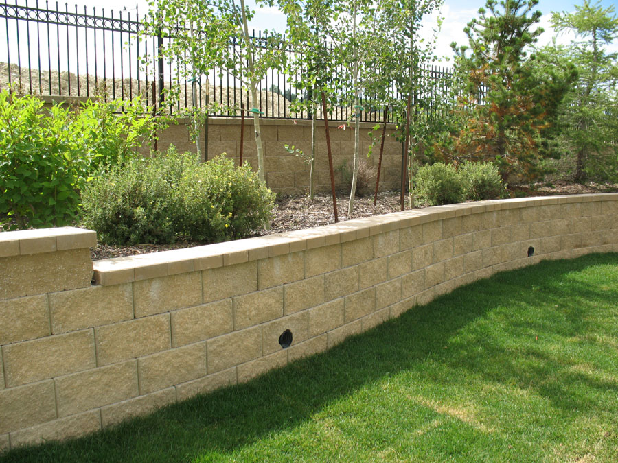 for an everlasting block retaining wall cornerstone wall solutions