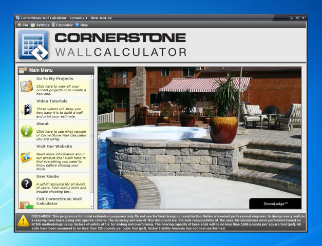 cornerstone-wall-calculator-screen1