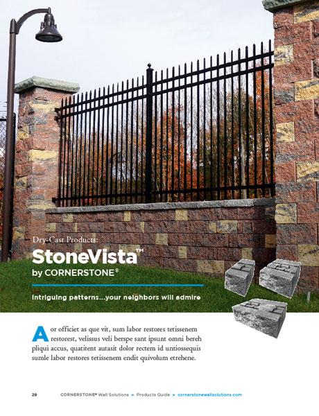 stonevista brochure