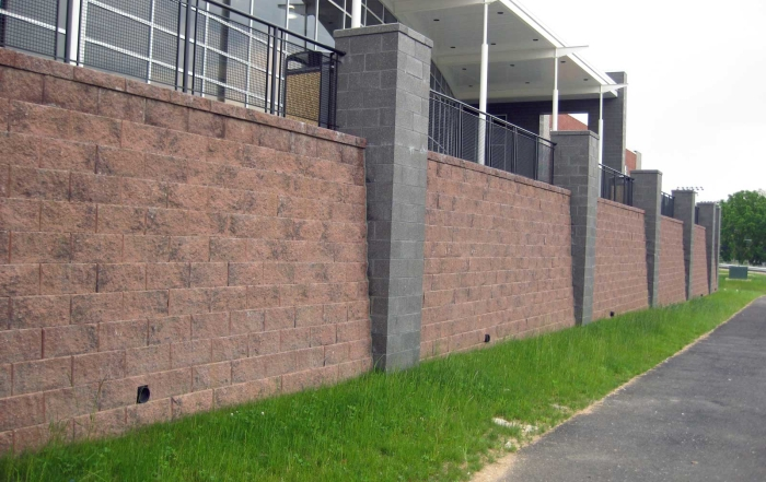 CornerStone Retaining Wall Block for York Building Products