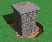 cornerstone 100 stone pillars