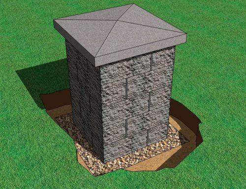 CornerStone 100 Pillars