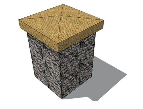 How To Build StoneLedge StoneVista Pillars