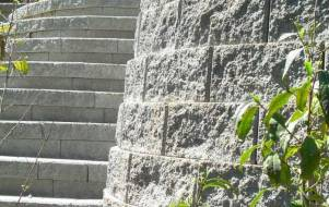 CornerStone retaining wall blocks Georgia