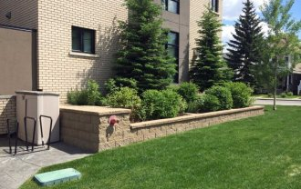 CornerStone Retaining Wall Design Examples