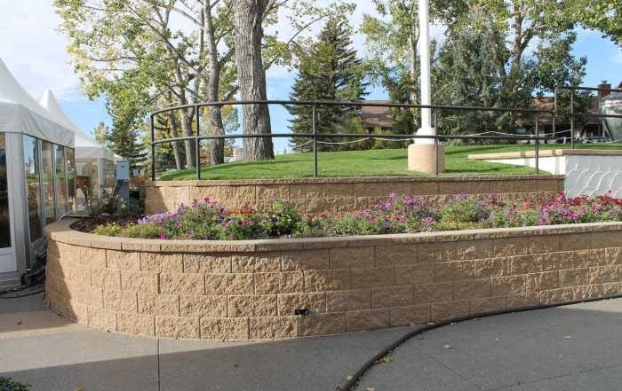 Cornerstone-block-wall-spruce-meadows-terraces