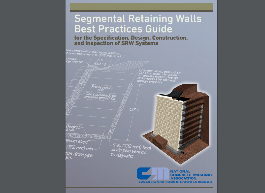 NEW SRW BEST PRACTICES MANUAL CornerStone Wall Solutions