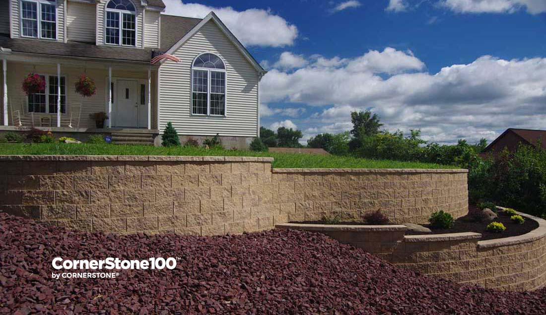 Landscape Retaining Walls for Extending Your Yard