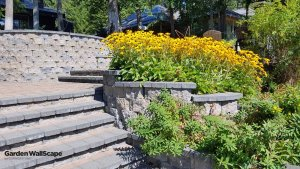 Stairs-and-steps-using-garden-wallscape-retaining-wall-block