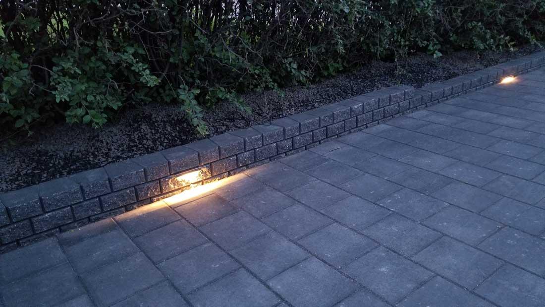 Landscape Lighting For Driveways