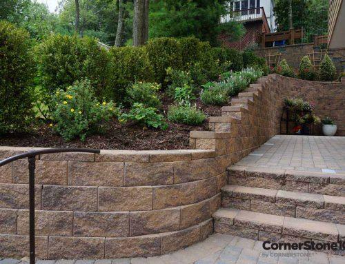 Retaining Wall Blocks | Portland Oregon | CornerStone