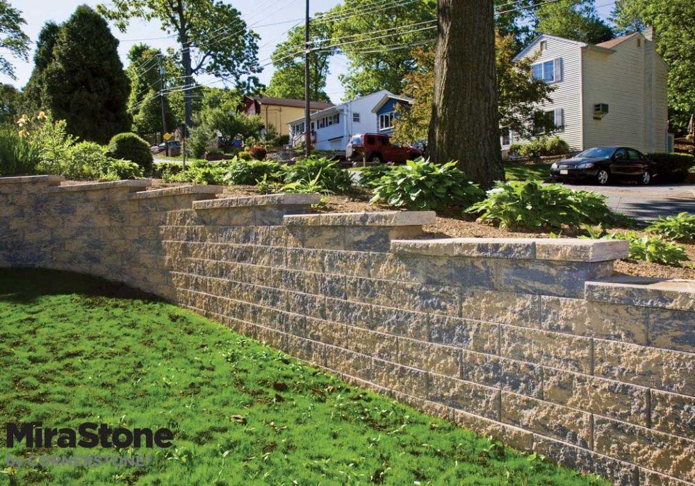 MiraStone-Retaining-Wall-by-LibertyStone-landscaping