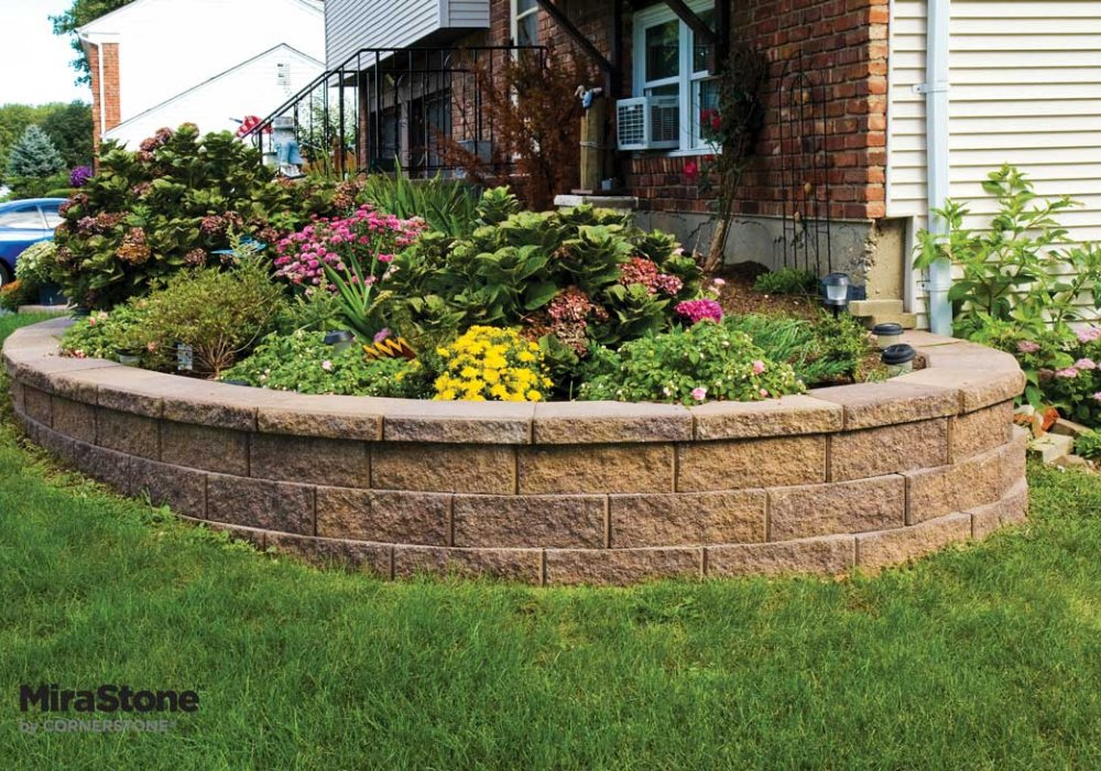 MiraStone-Retaining-Wall-by-LibertyStone-planter
