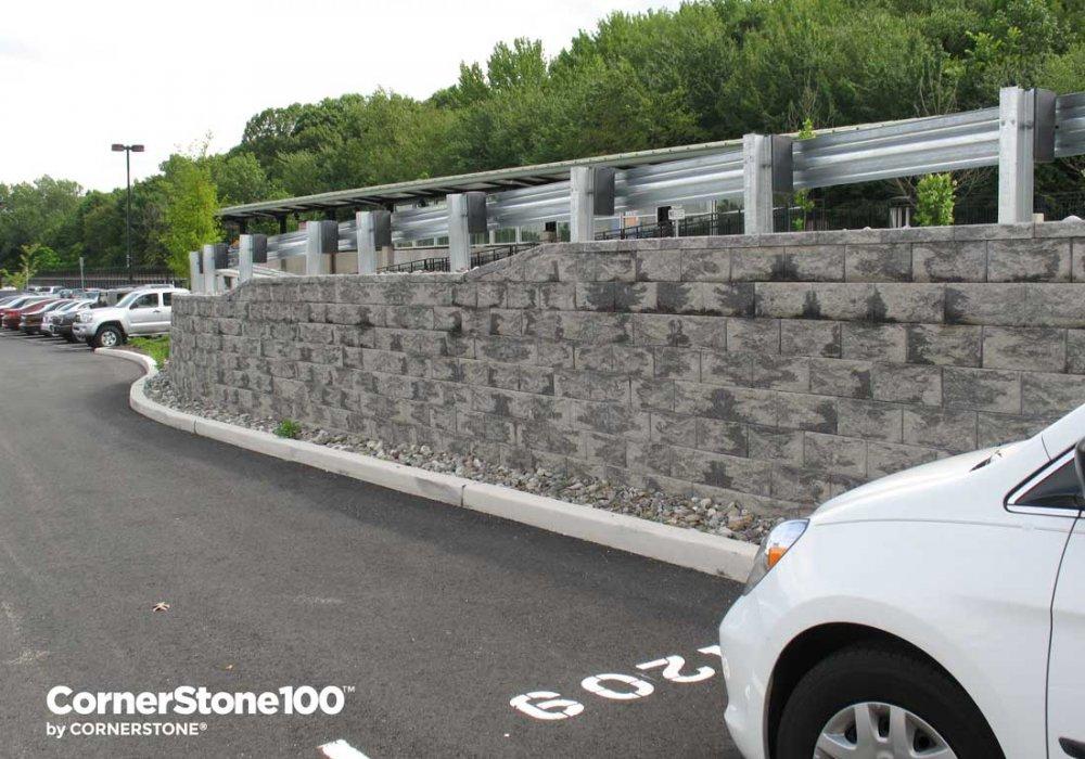 Wayne-New-Jersey--Transit-Retaining-Walls