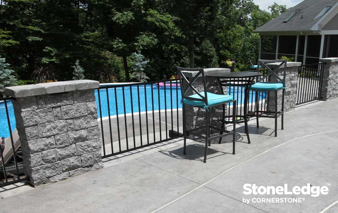 Stoneldge-block-wall-for-pillars