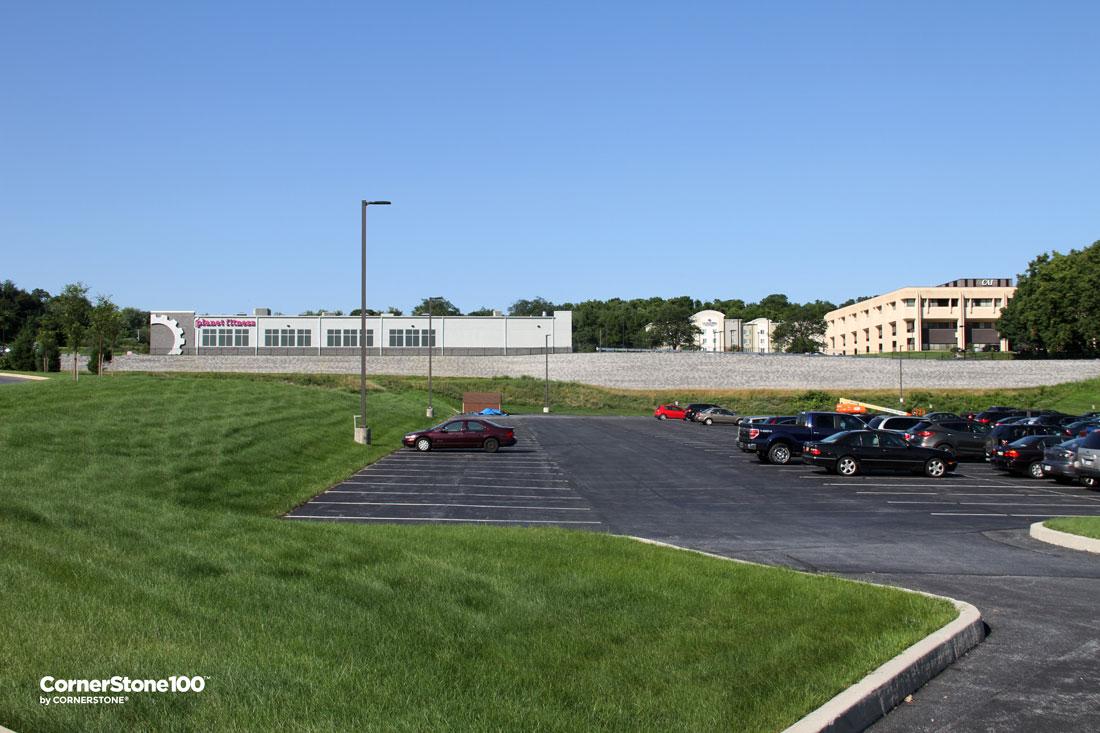 cornerstone-commercial-Retaining-Walls-in-Harrisburg-Pennsylvania