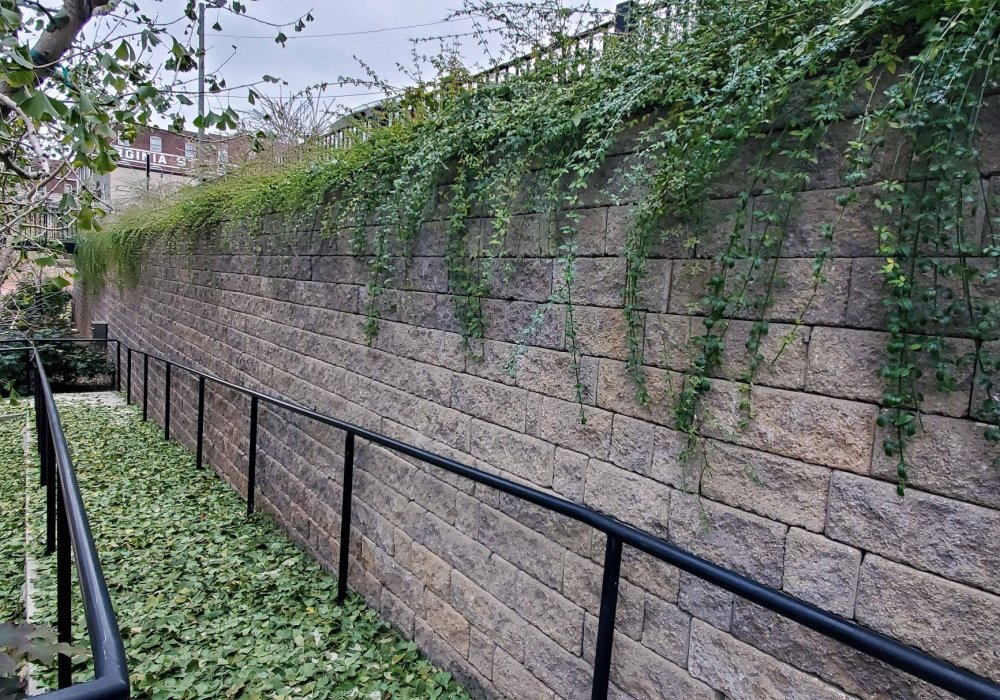retaining wall blocks