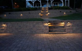 Retaining Wall in Westchester County New York