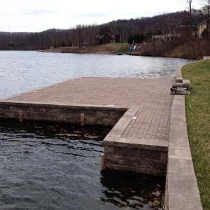Boat Dock - Ridgeley, West Virginia