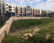 CornerStone Bioretention Retaining Wall - Frederick, Maryland