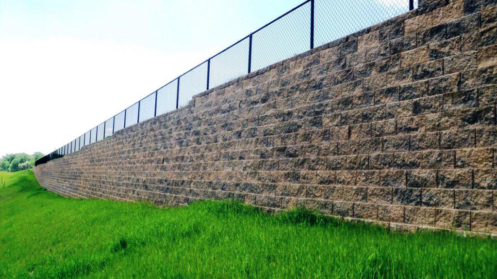 Wide CornerStone Wall in Hagerstown, Maryland