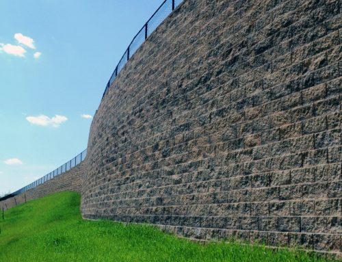 Tall Retaining Wall Design Ideas